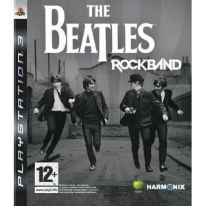 THE BEATLES ROCKBAND PS3 OYUN