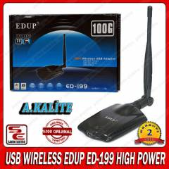 USB WIRELESS EDUP ED-199 HIGH POWER A KAL�TE