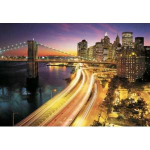 Komar 8-516 NYC Light Poster Duvar Ka��d�