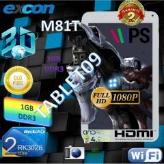 Excon �ift �ekirdek Tablet Pc �ift Kamera 8GB