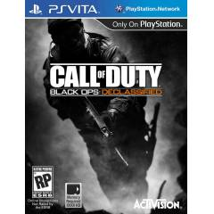 Call of Duty Black OPS Declassified Ps Vita Oyun