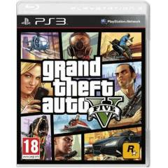 GTA V - GTA 5 - GRAND THEFT AUTO 5 PS3 OYUN