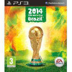 PS3  FIFA 2014 WORLD CUP BRAZIL