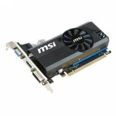 MSI R7 240 2GD3 LP 2GB 128B DDR3 VGA DVI HDMI