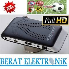 Dreamstar, Full Hd Mini Uydu Al�c�s�,Kart Hediye