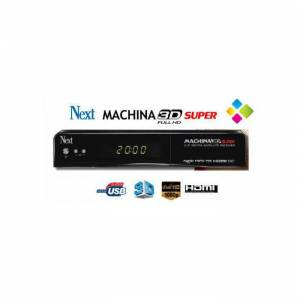 Next Machina Full HD 3D Uydu Al�c�s�