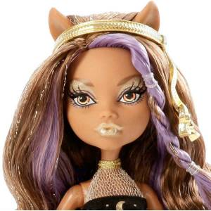 Monster High wishes clawdeen wolf