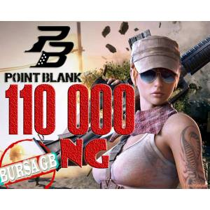 Point Blank 110.000NG NFinity PB 110000 Kupon