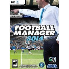 FOOTBALL MANAGER 2014 PC/MAC/LINUX STEAM CD KEY