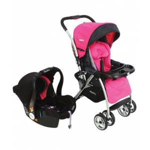 Kraft Aura Mini Pedli Travel Sistem Bebek Arabas