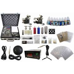 ��FT MAK�NALI �ANTALI D�VME SET� TATTOO SET 309