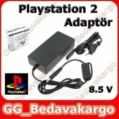 Playstation 2 Ac Adapt�r 8.5V - 70000 Serisi Ps2