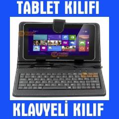 7 in� Klavyeli Tablet K�l�f� Tablet Pc K�l�f�