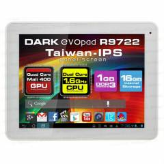 Dark EvoPad R9722 16GB And 4.1 Tablet Pc OUTLET