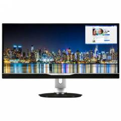 Philips 29 298P4QJEB LED Monit�r Siyah 3,5ms