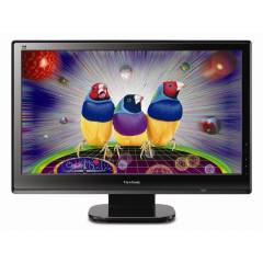"VIEWSONIC 23,6"" TN LED 5ms 1920x1080 RGB+DVI VA2"