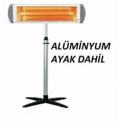 Kumtel Ecoray 2300 W Is�t�c� Ayak Hediye!