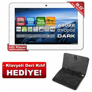 "Dark EvoPad A9022 9"" �ift �ekirdekli Tablet PC"