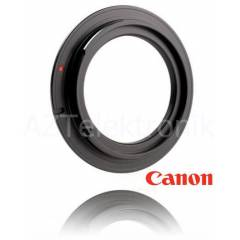 Canon Dslr i�in M42 Lens Adapt�r� Adapter Ring