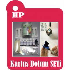 HP 21 KARTU� DOLUM SET� HP 21/22/27/28/56/57