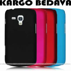 SAMSUNG S7562 GALAXY S DUOS KILIF INCE RUBBER