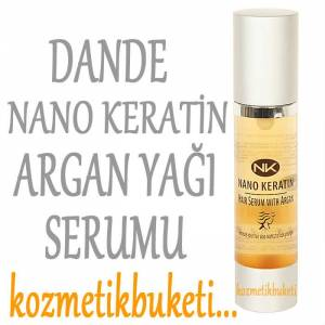 Dande Nano Keratin Argan Ya�� Serum 50ml