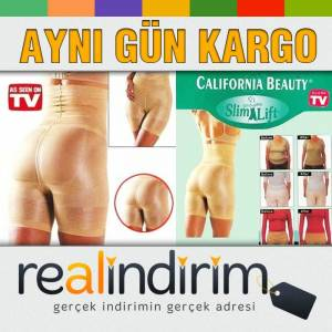 V�cut �ekillendirici Korse California Slim Lift