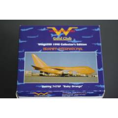 Herpa 1/500 Braniff ''BABY ORANGE'' BOEING 747SP