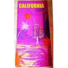 �ZD�LEK B.PLAJ HAVLUSU - California Surf Rose