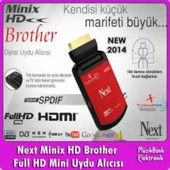 Next Minix HD Brother Full HD Mini Uydu Al�c�s�