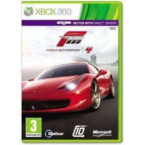 FORZA 4 XBOX 360 PAL GAME OF THE YEAR EDiTiON