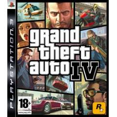 Grand Theft Auto IV GTA 4 Ps3 Oyunu