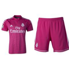 2014-2015 Real Madrid FORMA ve �ORT Away