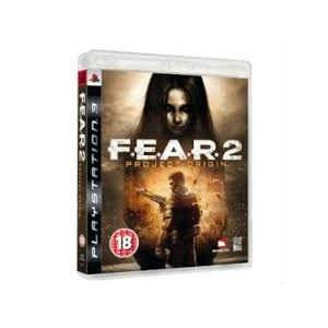 F.E.A.R. 2: Project Origin Fear 2 Ps3 Oyunu