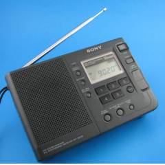 SONY AM/FM/SW ICF-SW30 PORTABLE RADYO!!!