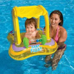 INTEX G�LGEL�KL� BEBEK S�M�D� BABY FLOAT