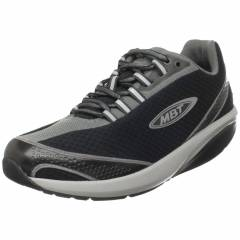 MBT Mahuta Black Men's Athletic Ayakkab�