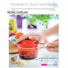 TUPPERWARE S�PER �EF �PL� DO�RAYICI E�� YOK