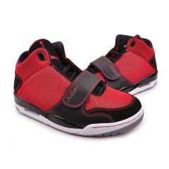 NIKE JORDAN FLIGHT CLUB 90S BASKETBALL GYM RED