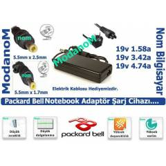 Packard Bell TM86 Adapt�r Laptop �arj Cihaz�