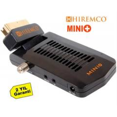 HIREMCO Mini+ Plus Gold Scart Uydu Al�c�s�