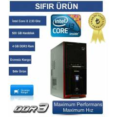 749 TL 20 LED+�3+4 GB RAM+2 GB E/K+500 GB HDD