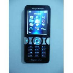 Sony Ericsson K550i 2MP Flashl� kamera