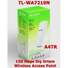 TP-LINK TL-WA7210N 2.4GHz DI� ORTAM ACCESS POINT