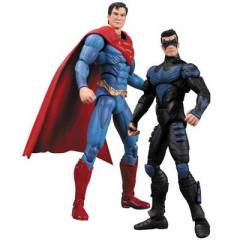 Injustice Superman - Nightwing 2'li fig�r seti