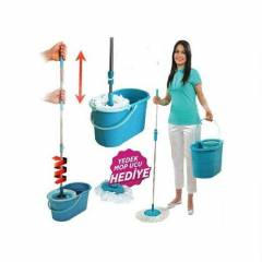 Motek Magic Pratik Mop Seti+ YEDEK BA�LIK HED�YE