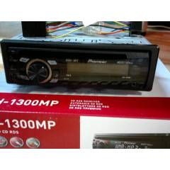 Pioneer DEH-1300MP OTO TEYP MP3-CD �ALAR-AUX
