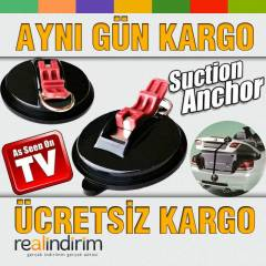 Ultra G��l� Kilitli �apa Vantuz Suction Anchor