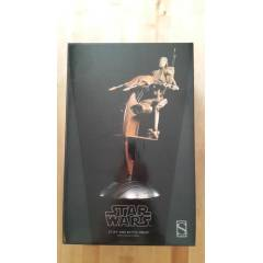 Sideshow Collectibles-S.T.A.P and Battle Droid