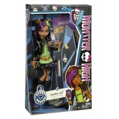 clawdeen wolf Monster high bebekler scaremester
